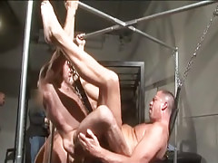 Mature man-lovers devoted fuck in club