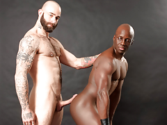 Sam & Jay spark serious heat even as wild photo fuck session