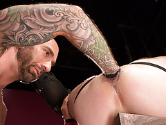 Ass Stuffers, Scene 04