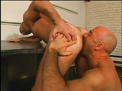 Twofold truckers fuck despite the fact lunch in 2 clip scene