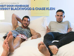 NextDoor Homemade: Vinny Blackwood & Chase Klein