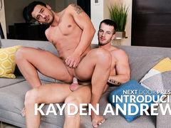 Introducing Kayden Andrews