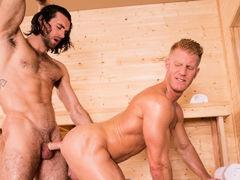 Bathhouse Ballers, Scene #03