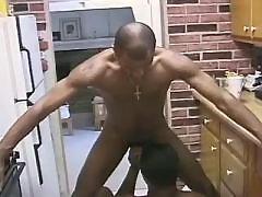 Fast and moist love of black dudes