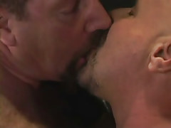 Hairy gay guy men lick all the time other